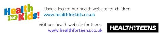Health 4 Kids / Teens logo